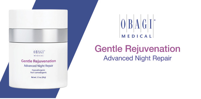 Kem dưỡng đêm trẻ hóa da Obagi Gentle Rejuvenation Advanced Night Repair